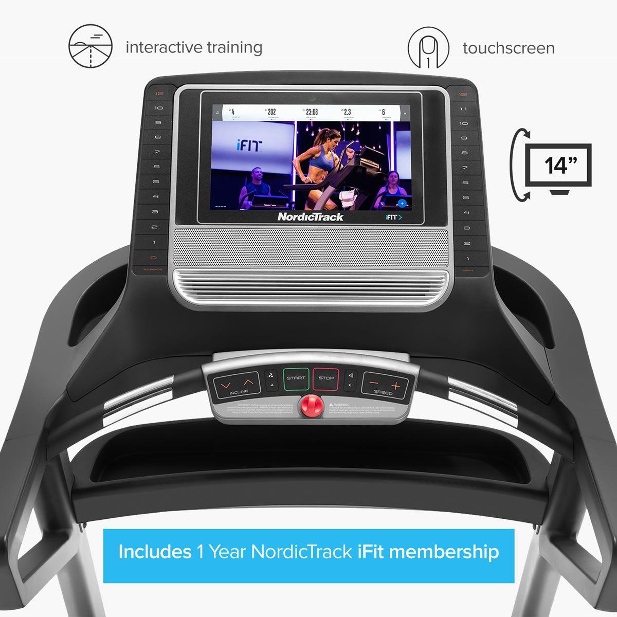 Nordictrack T 9 5 S Treadmill