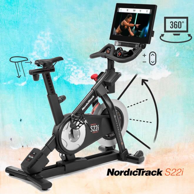 Nordictrack  Commercial S22i Studio Bike