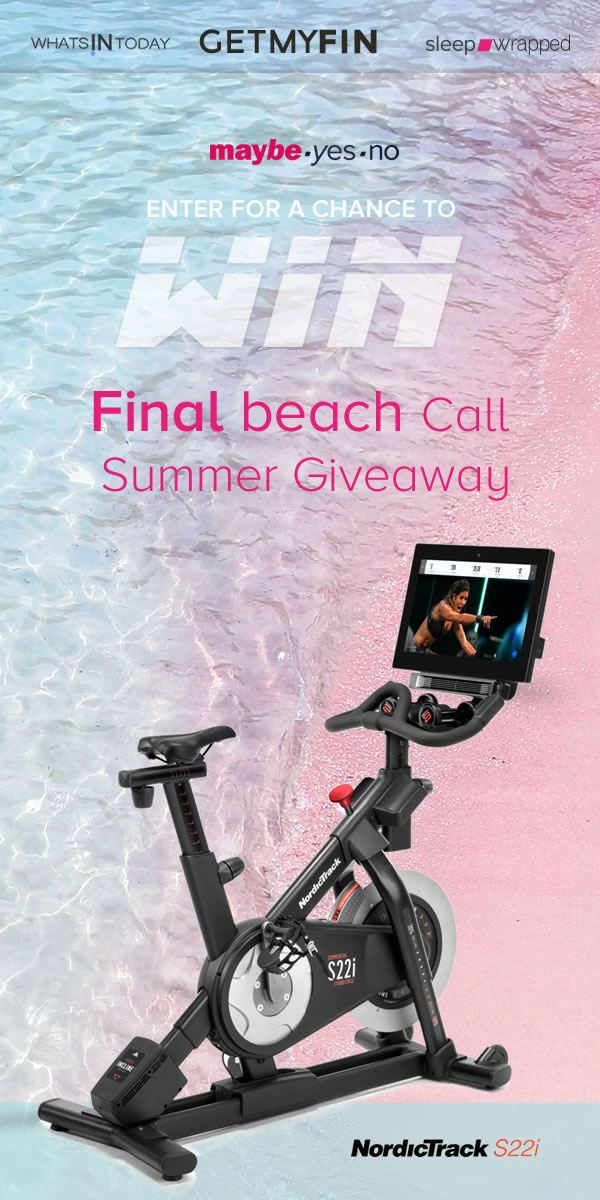 Final Beach Call Giveaway