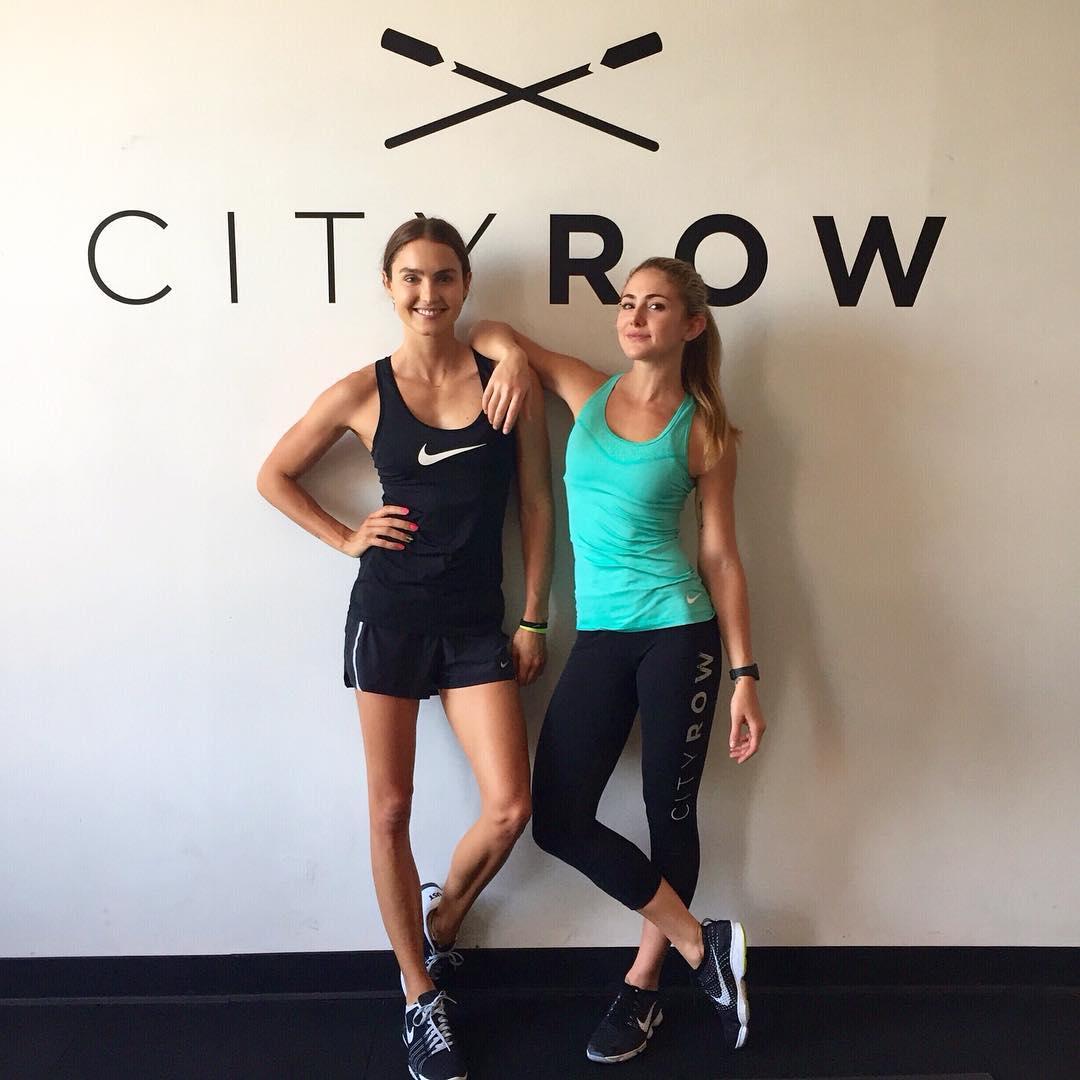 Alumni  Trainer of CityRow