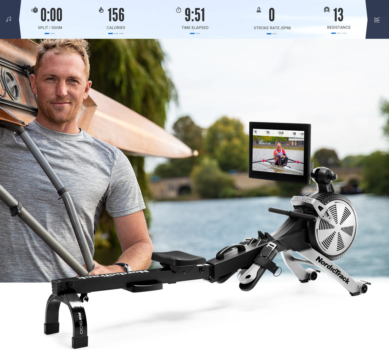 RW900 Rower - READ THE RW900 REVIEW