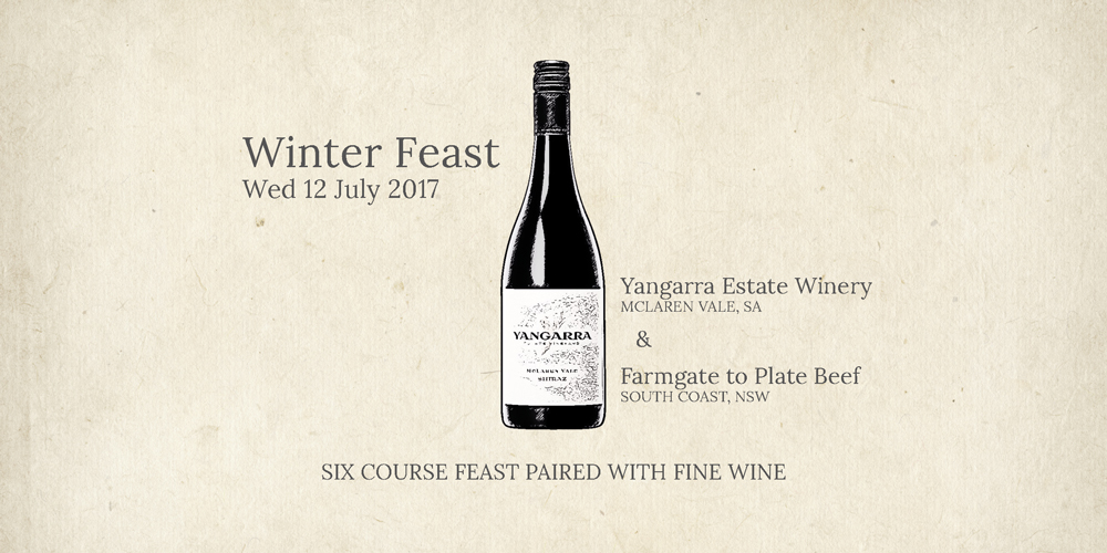 Winter Feast – Balmain restaurants