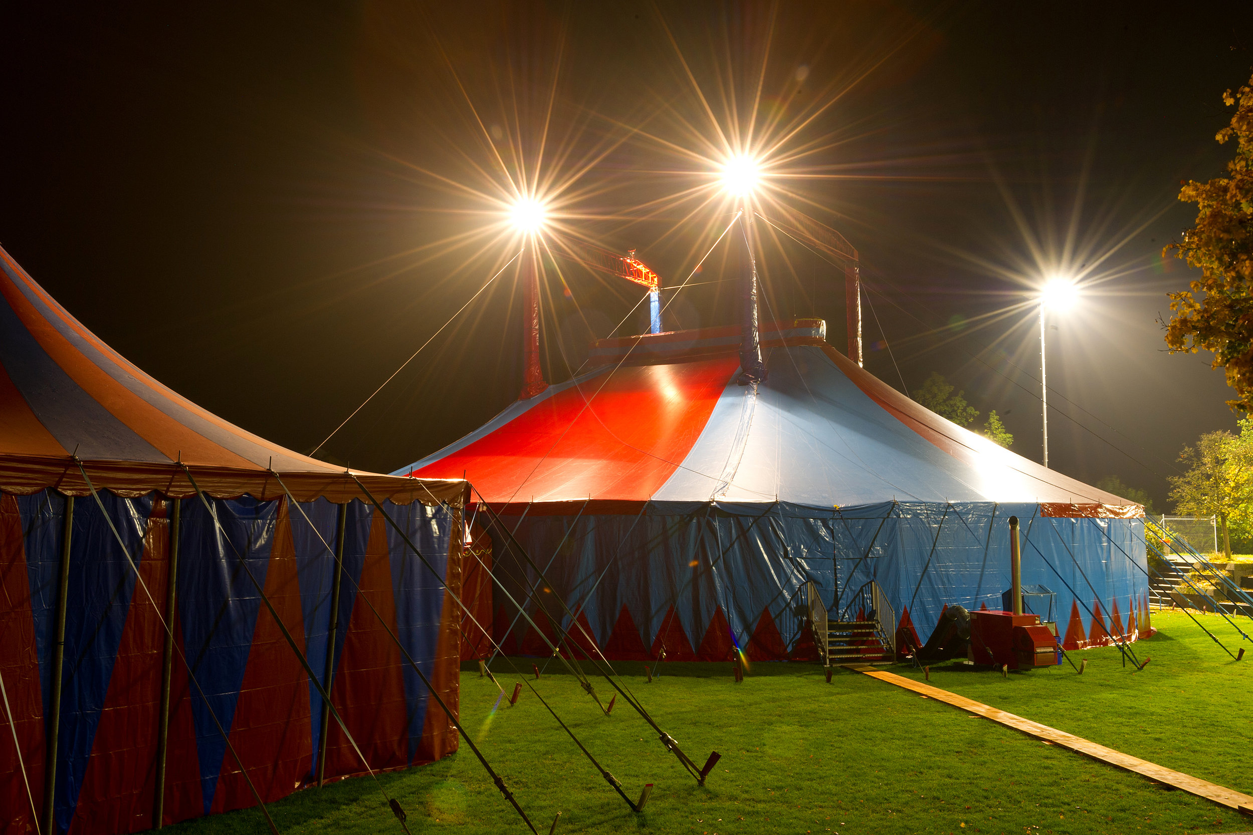Zirkus GYMtasia 9. bis 10. Oktober 2015