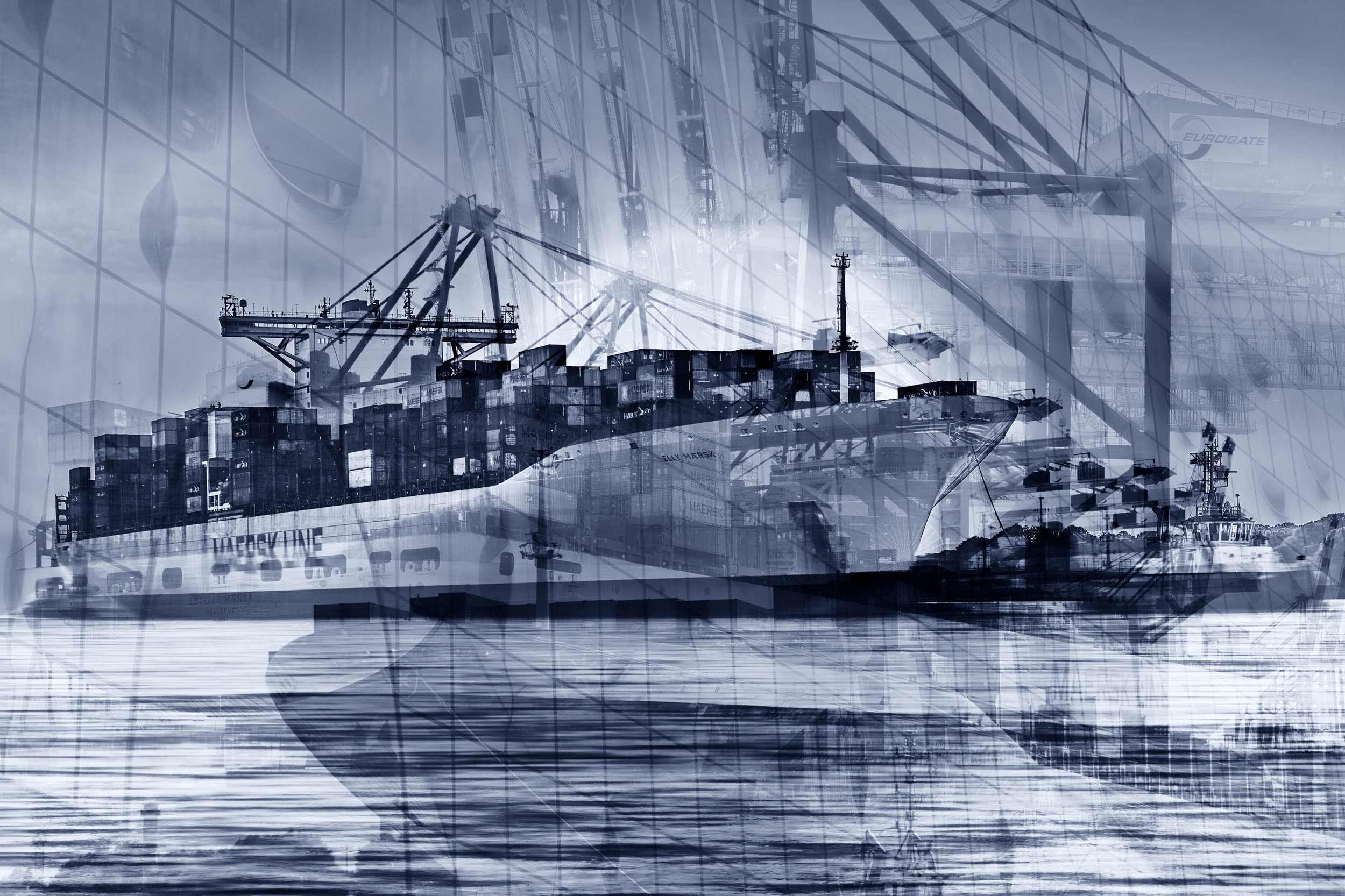 Maersk harbourlights 583bw.jpg