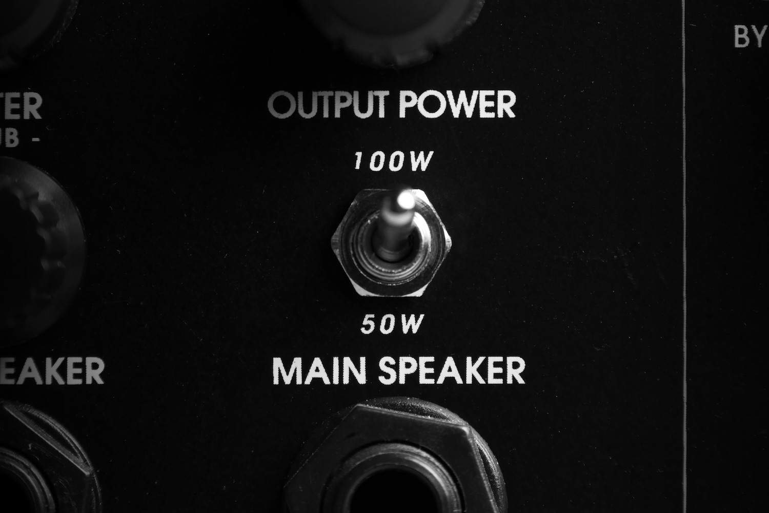 200-WATTS STEREO OUTPUT - Class-D amplifier, the most efficient power amplifier nowadays. It provides a very wide audio frequency response and very sensitive to transient attack and punch. Different from traditional tube power section, GA1.1 provides a more massive low end punch and crispier high end detail. And most important, It doesn't degrade over time, no service is needed. It also produce 80% less heat than traditional class-A power amplifier. These are the reasons why Class-D amplifier can also be found in all high end studio monitors.