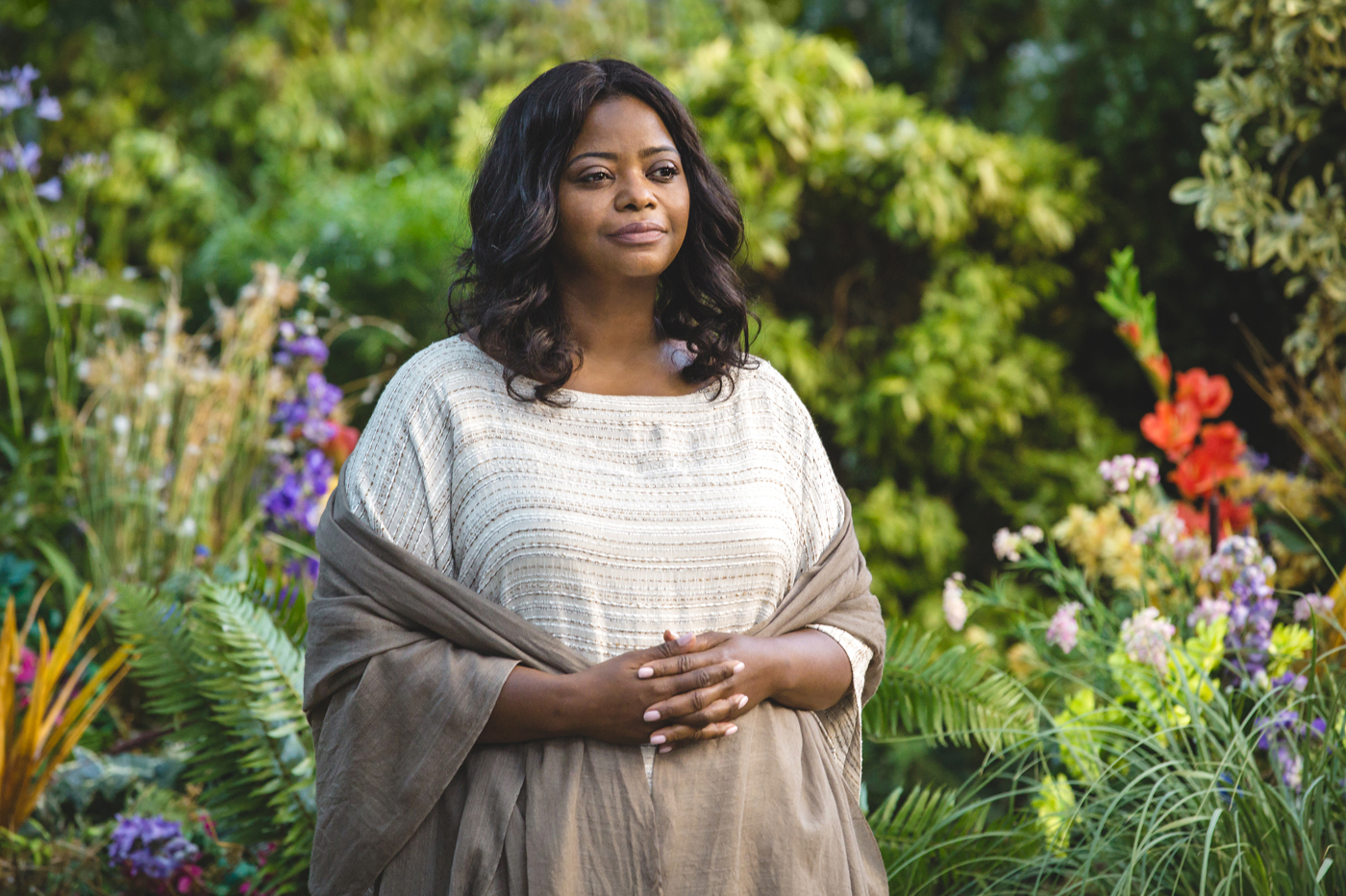 Oscar-winning actress Octavia Spencer in The Shack / Pioneer Films
