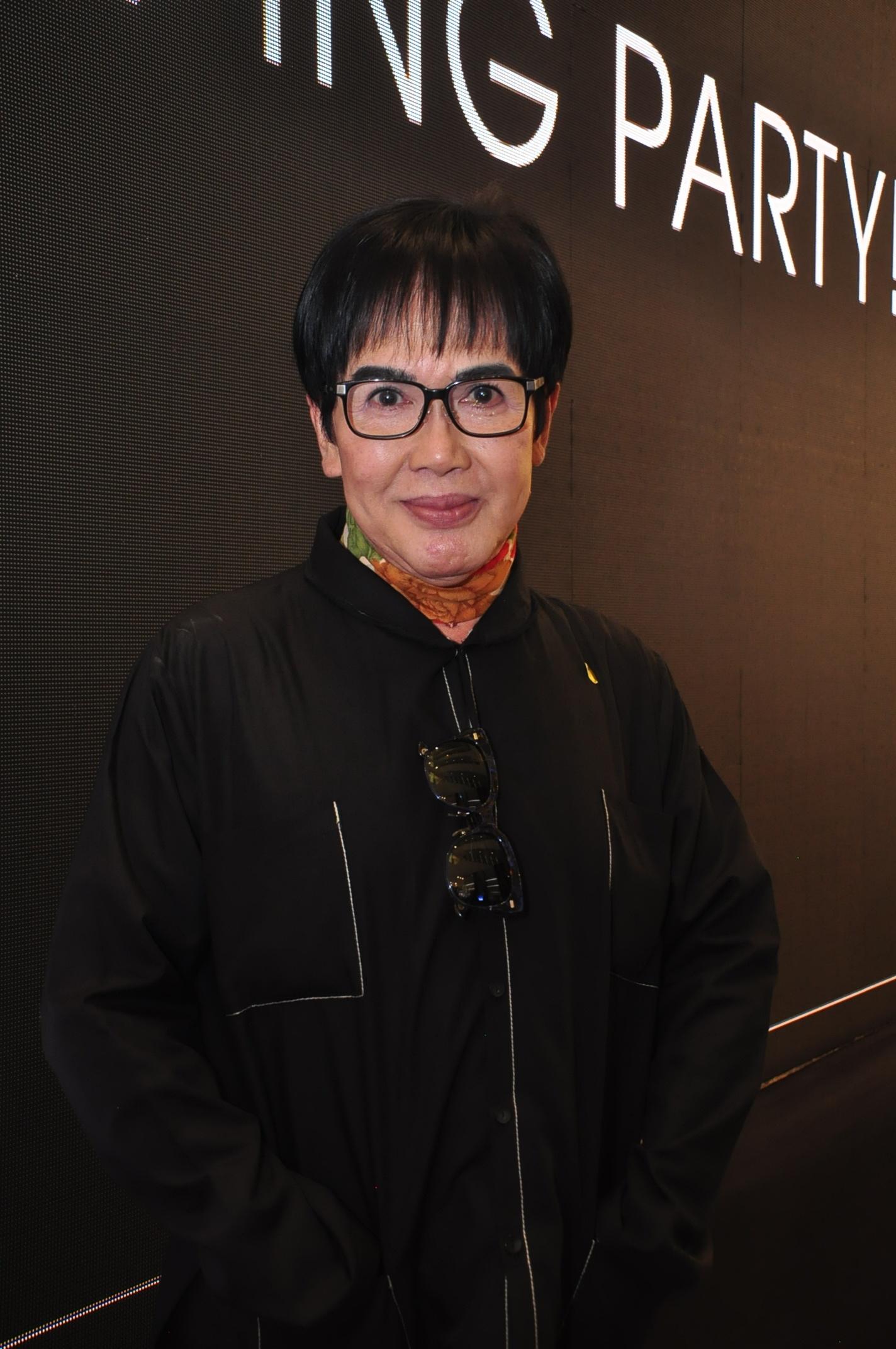 Makeup artist Fanny Serrano