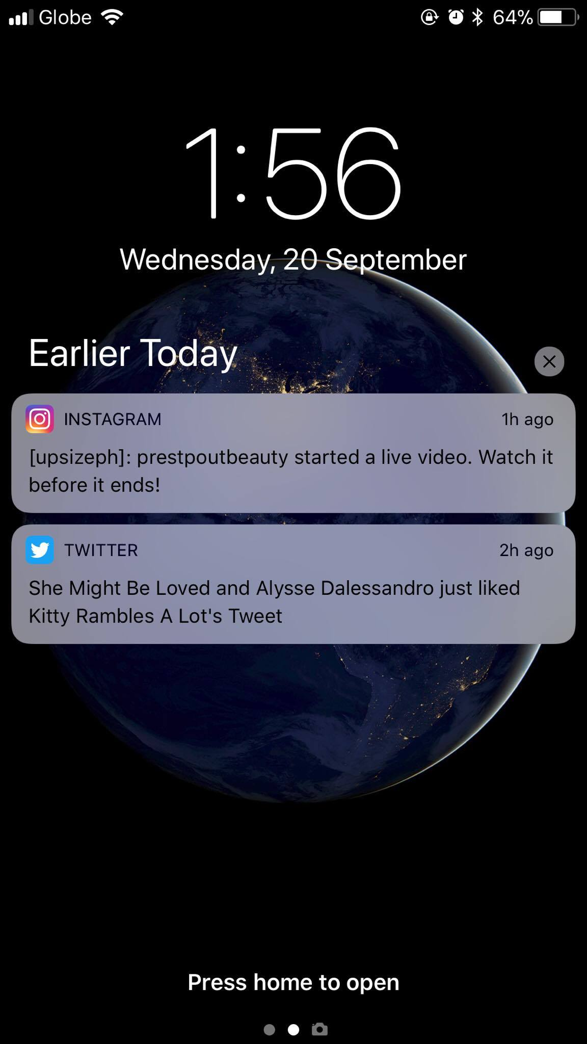 Can't imagine how this would look like on the regular days when we have literally thousands of notifications.