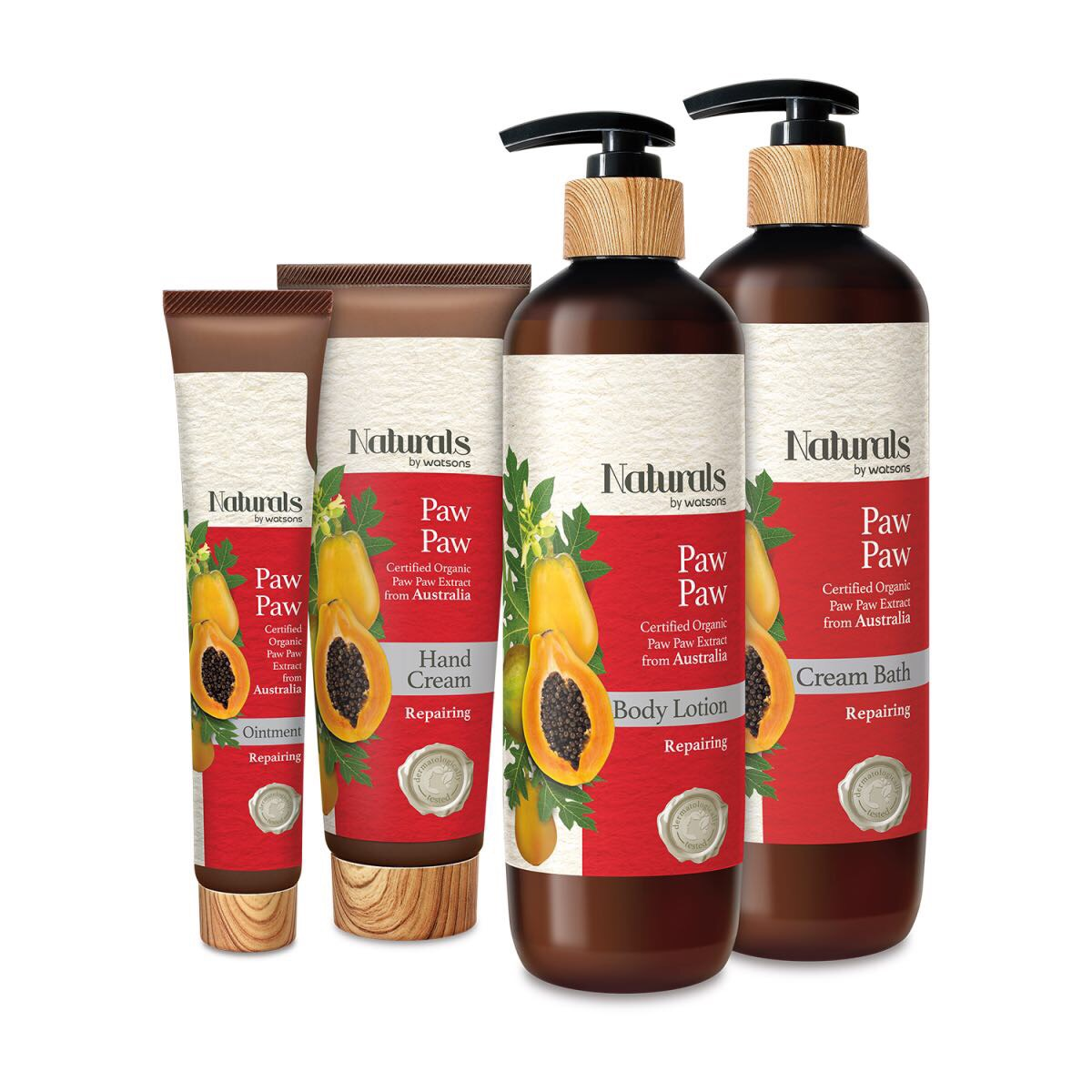 Naturals by Watsons - Paw Paw