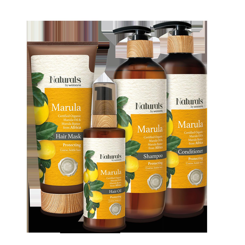 Naturals by Watsons - Marula