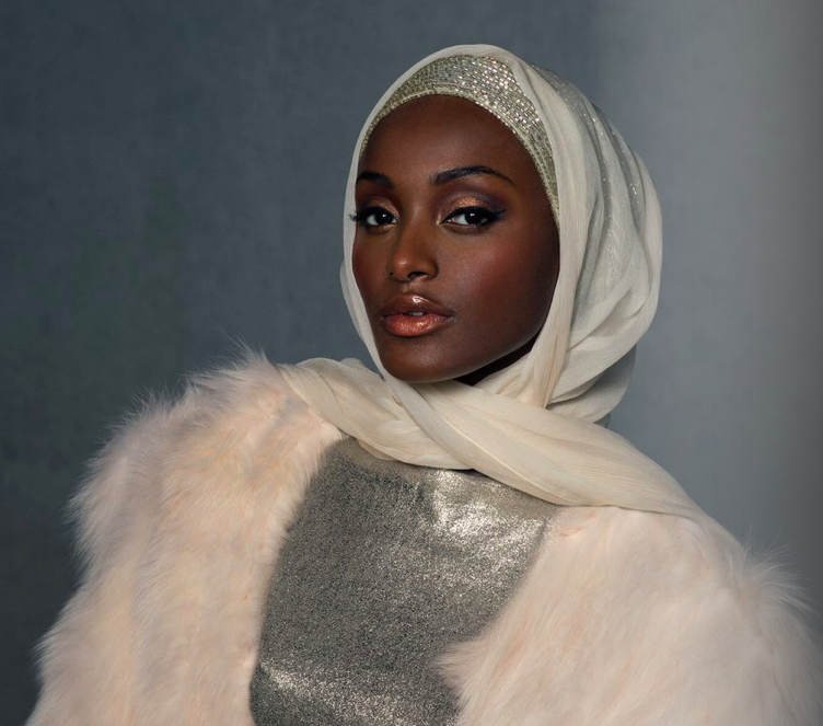 Haute Hijab   Luxury Collection in The Vintage Gold, USD 280