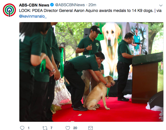 @ABSCBNNews / Twitter