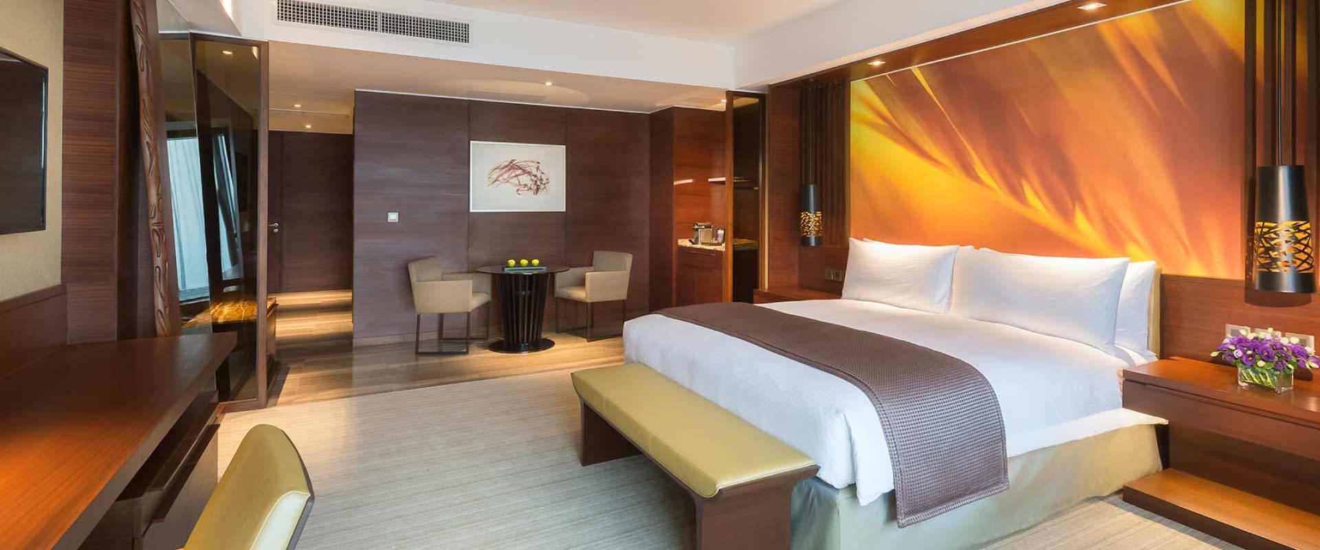 Marco Polo Ortigas Manila Hotel