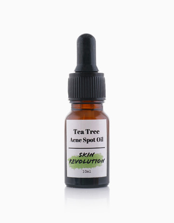 Skin Revolution Tea Tree Acne Spot Oil 10ml (Php 325.00)