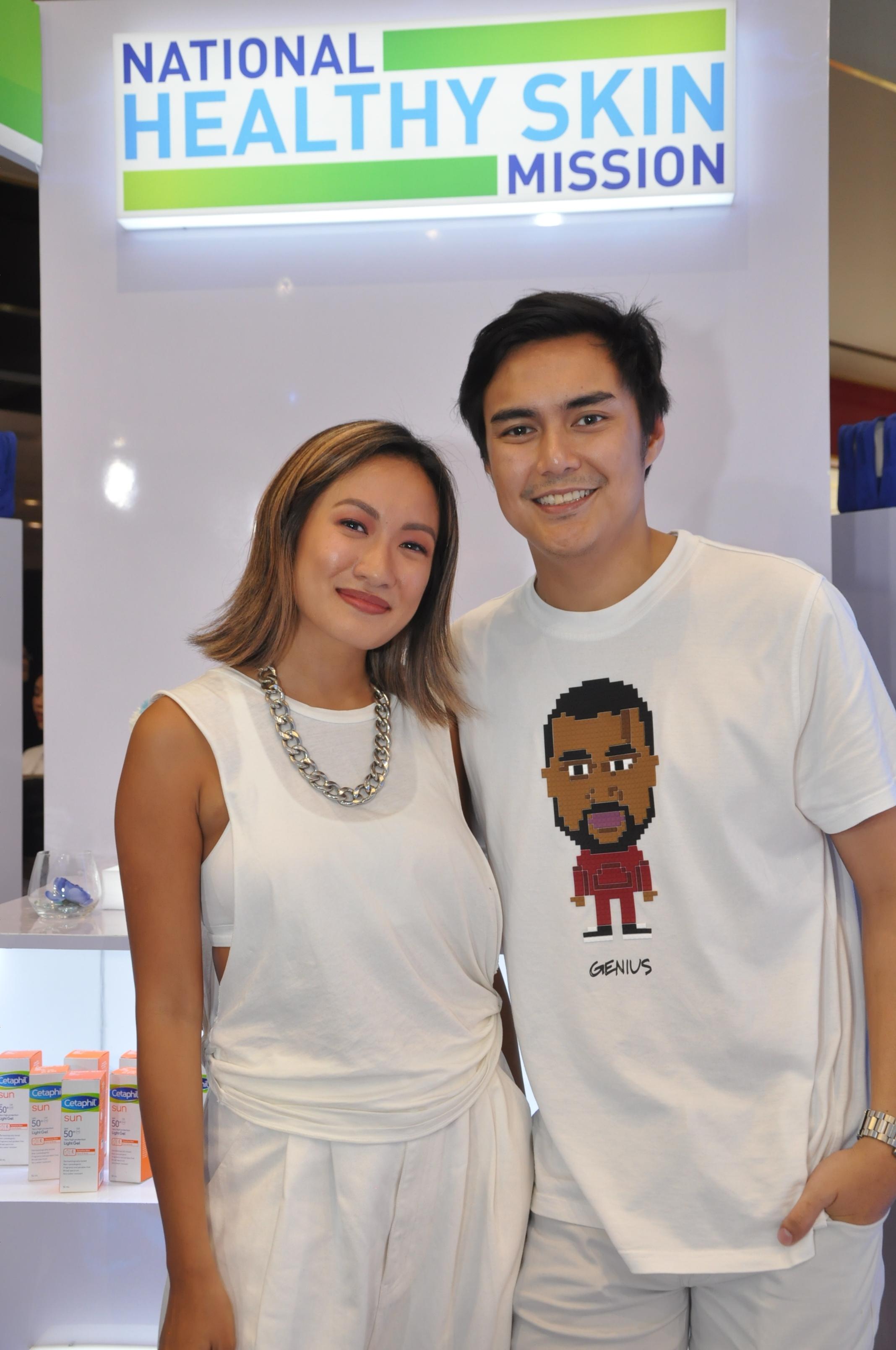 Laureen Uy and Miggy Cruz.JPG