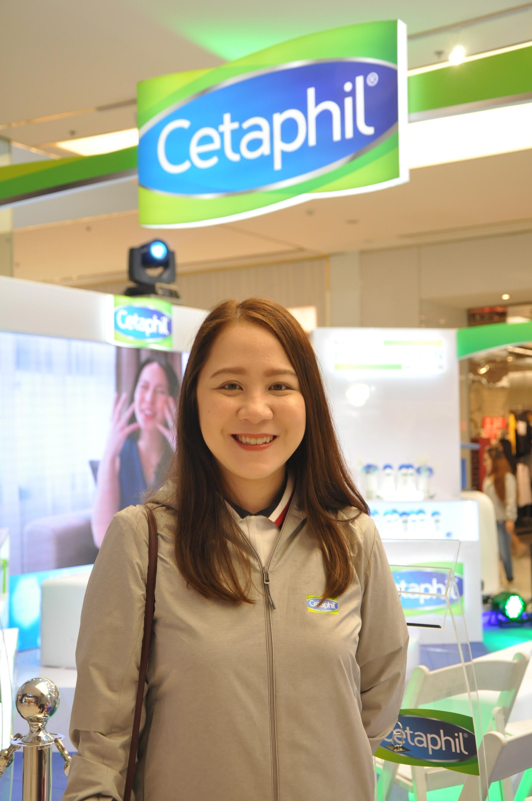 Cetaphil Brand Manager Francesca Sy.JPG