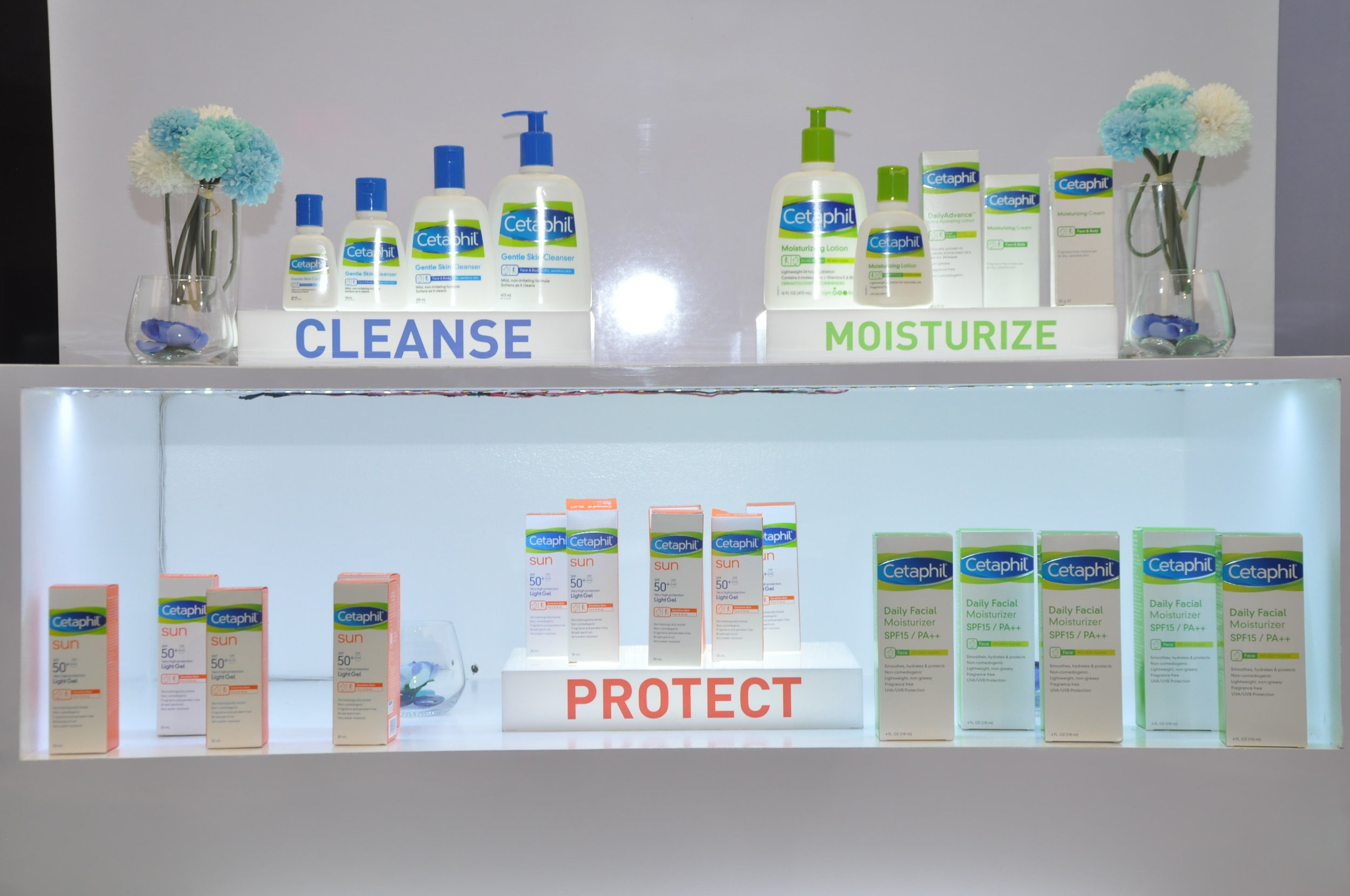 Cleanse and moisturize with Cetaphil.JPG