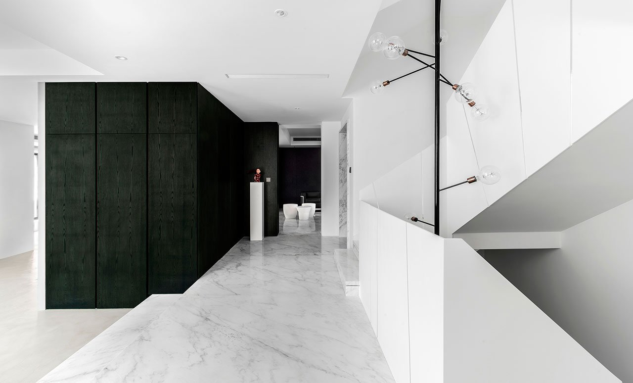minimalistinis-koridorius