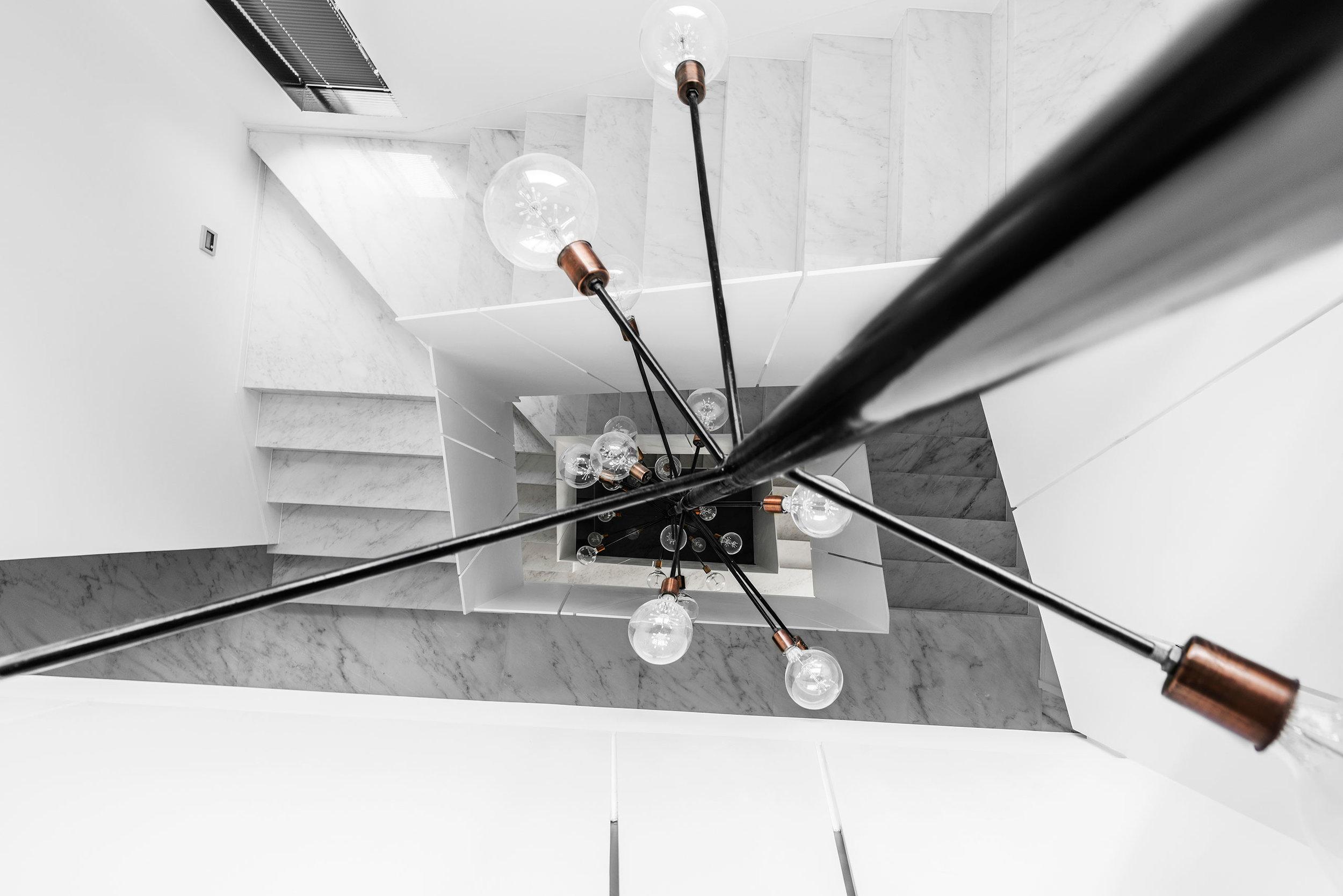 modernus-laiptai