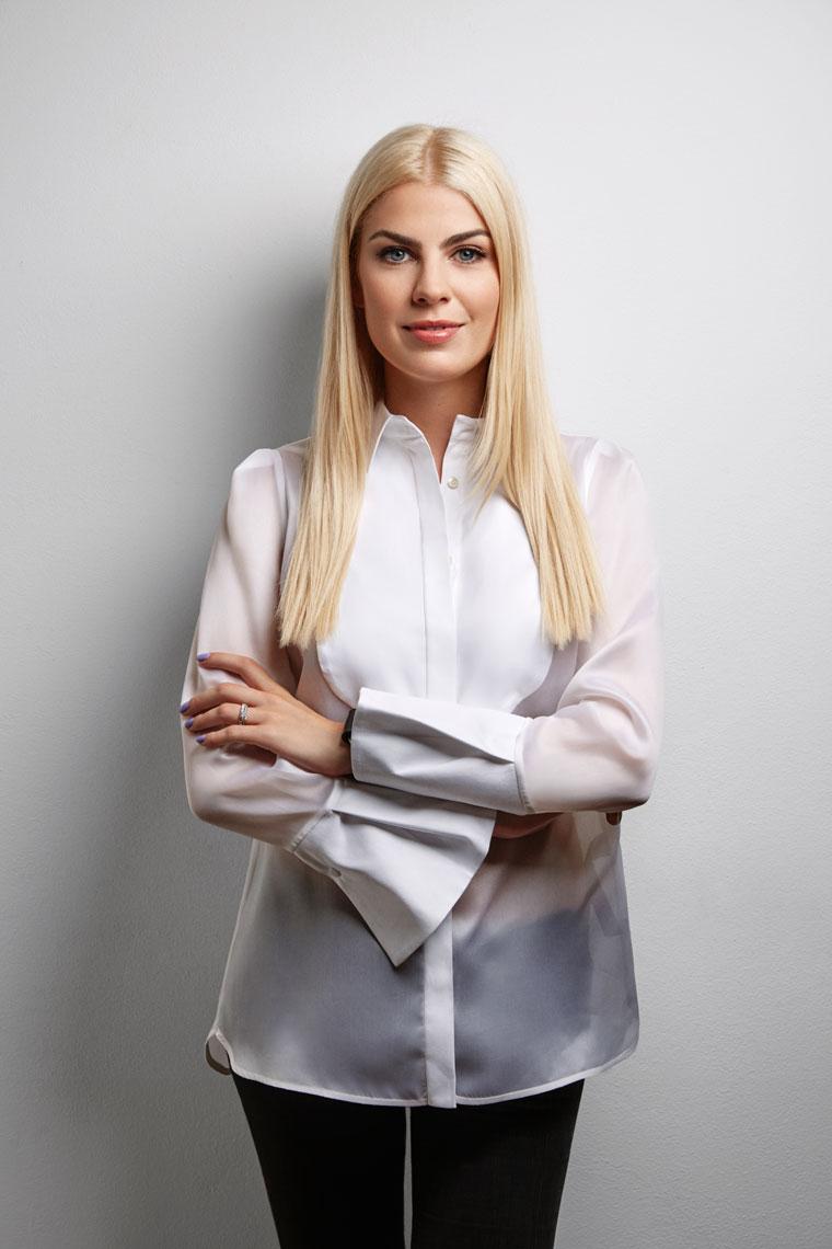 Vaida Žemaitytė Interjero studijos vadovė-dizainerė