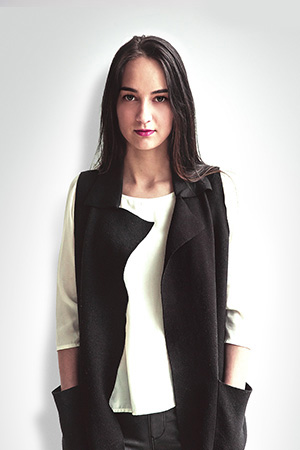 <h2>Greta Magylaitė </h2><p>Interjero dizainerė</p>