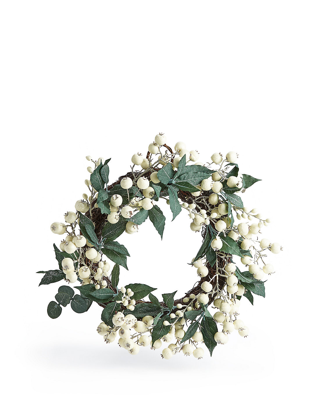 White Berry Wreath £35.00 at M&S