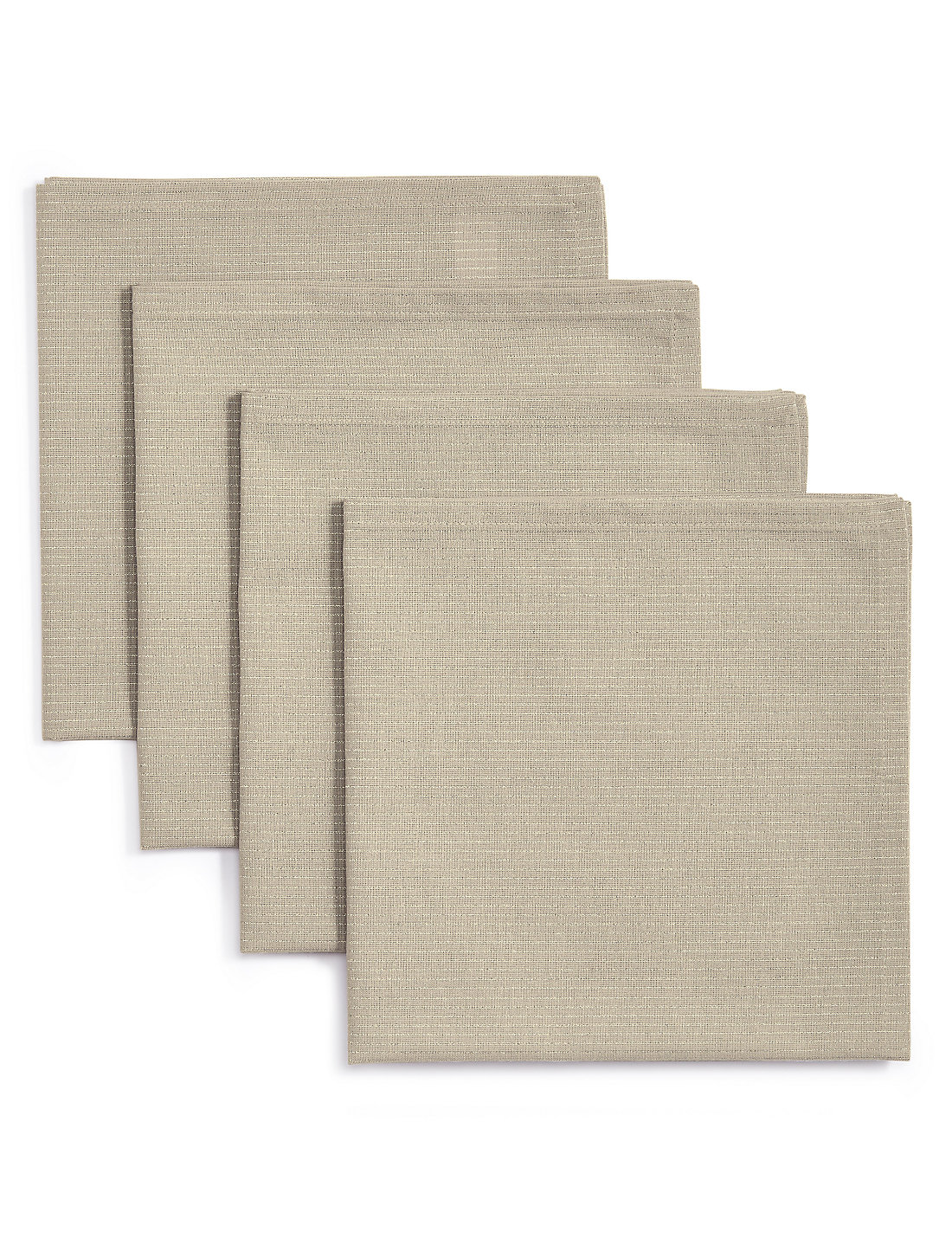 Lurex Napkins Set of 4 £15.00 at M&S