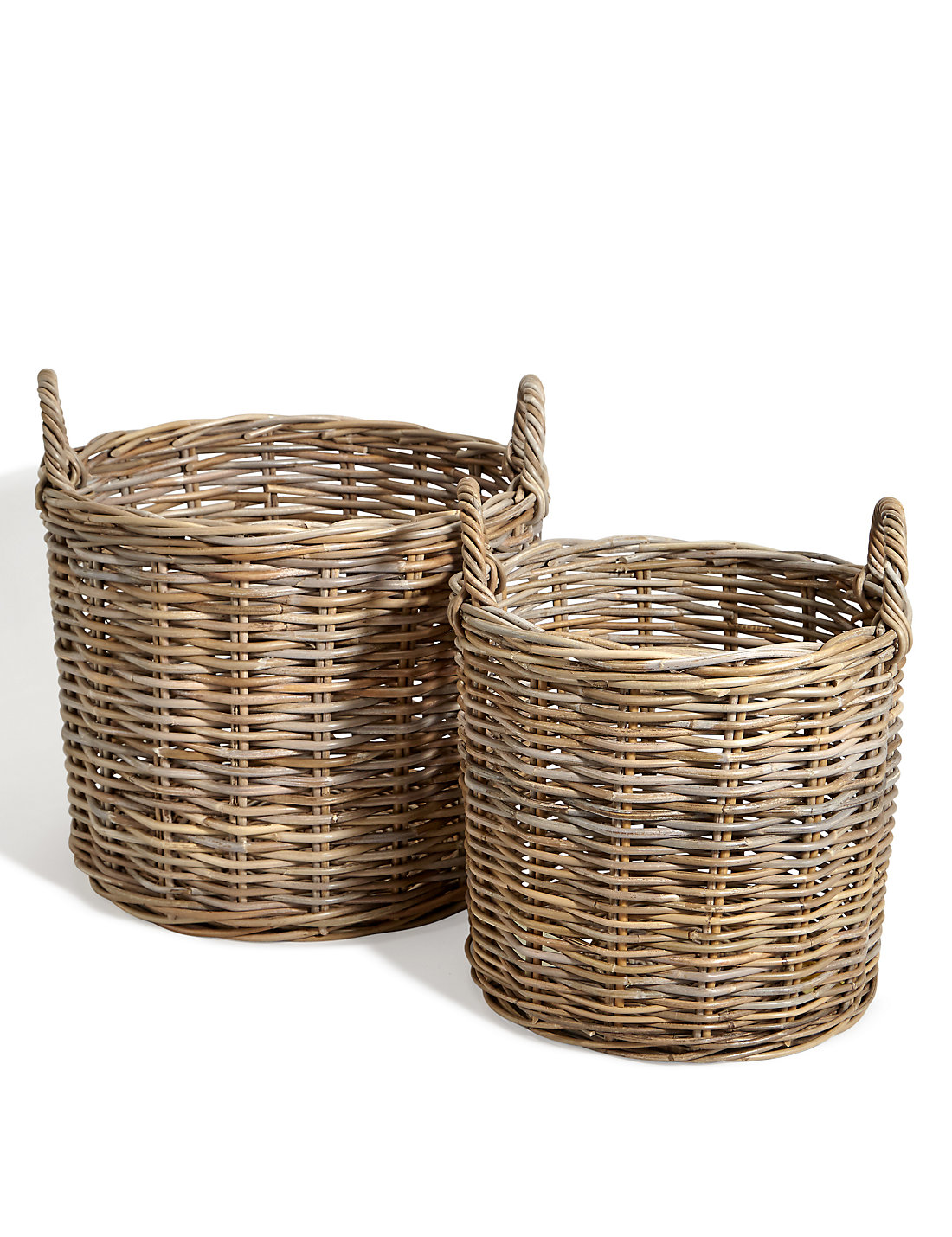 Set Of 2 Round Baskets £45.00 at M&S