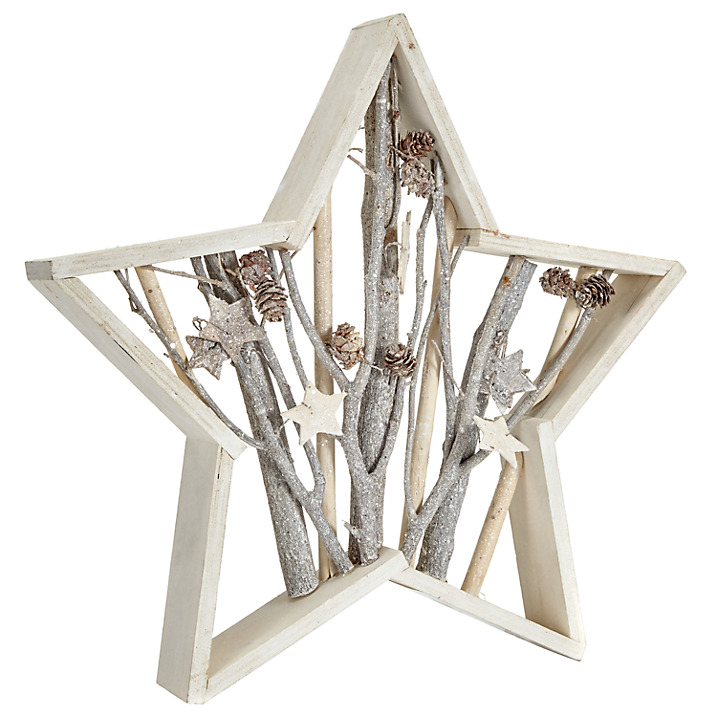 Snowshill Flitter Star Panel £15.00 at John Lewis