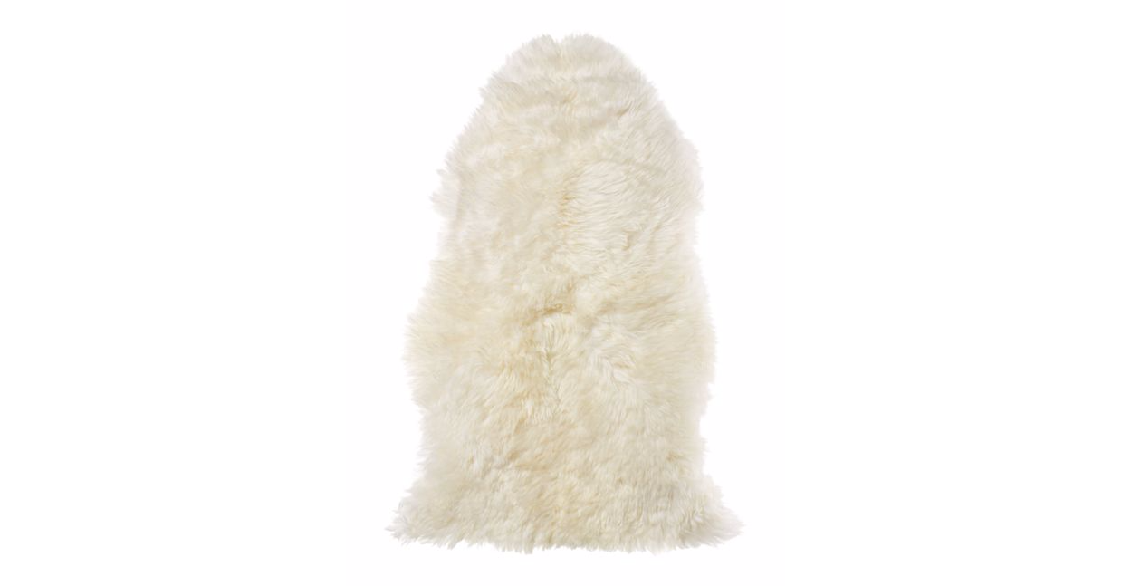 Linea Natural Sheepskin £27.50 at House of Fraser