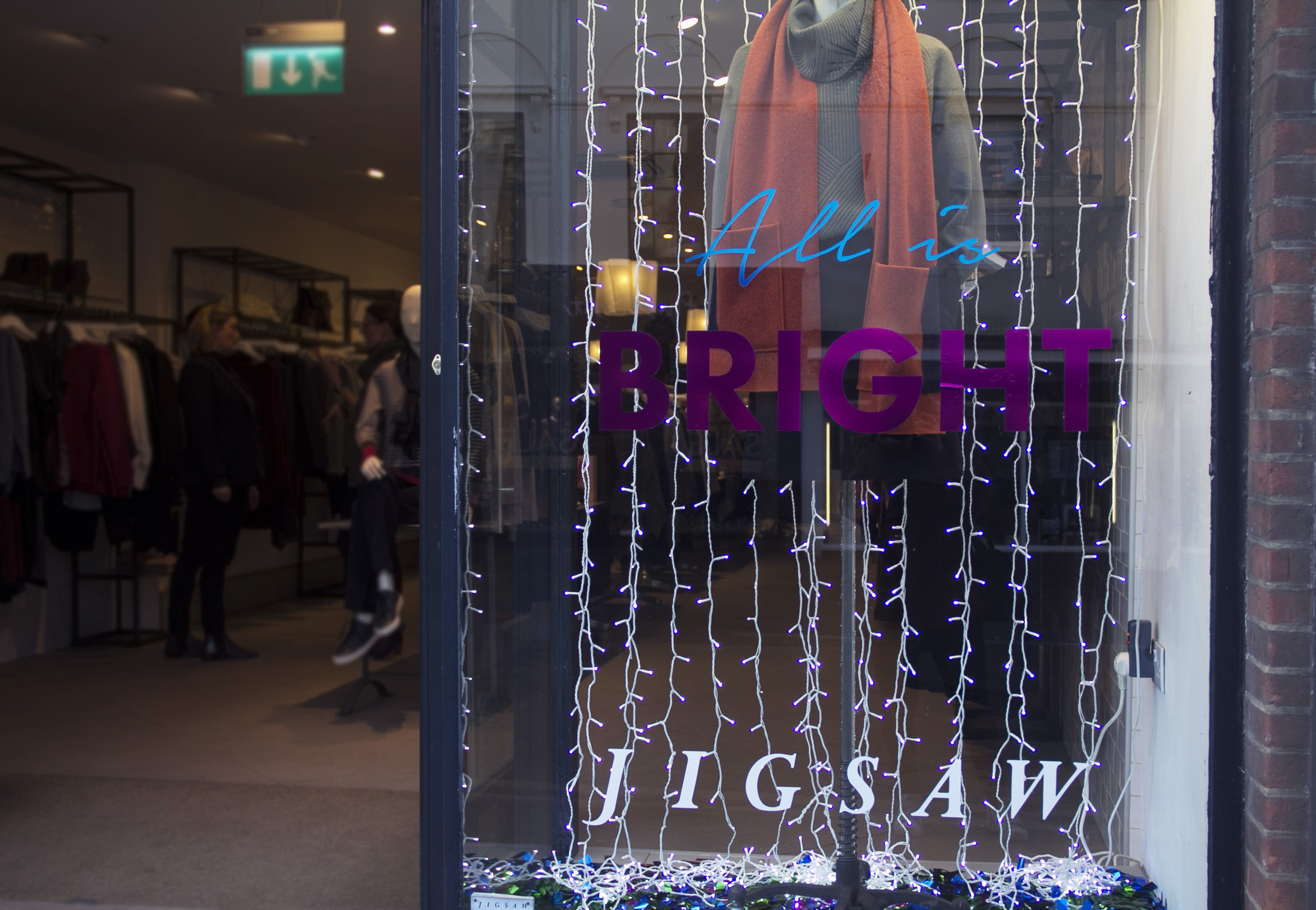 All is Bright Jigsaw Campaign