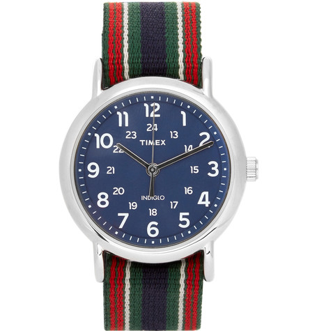 Weekender And Webbing Watch £60 at Mr Porter