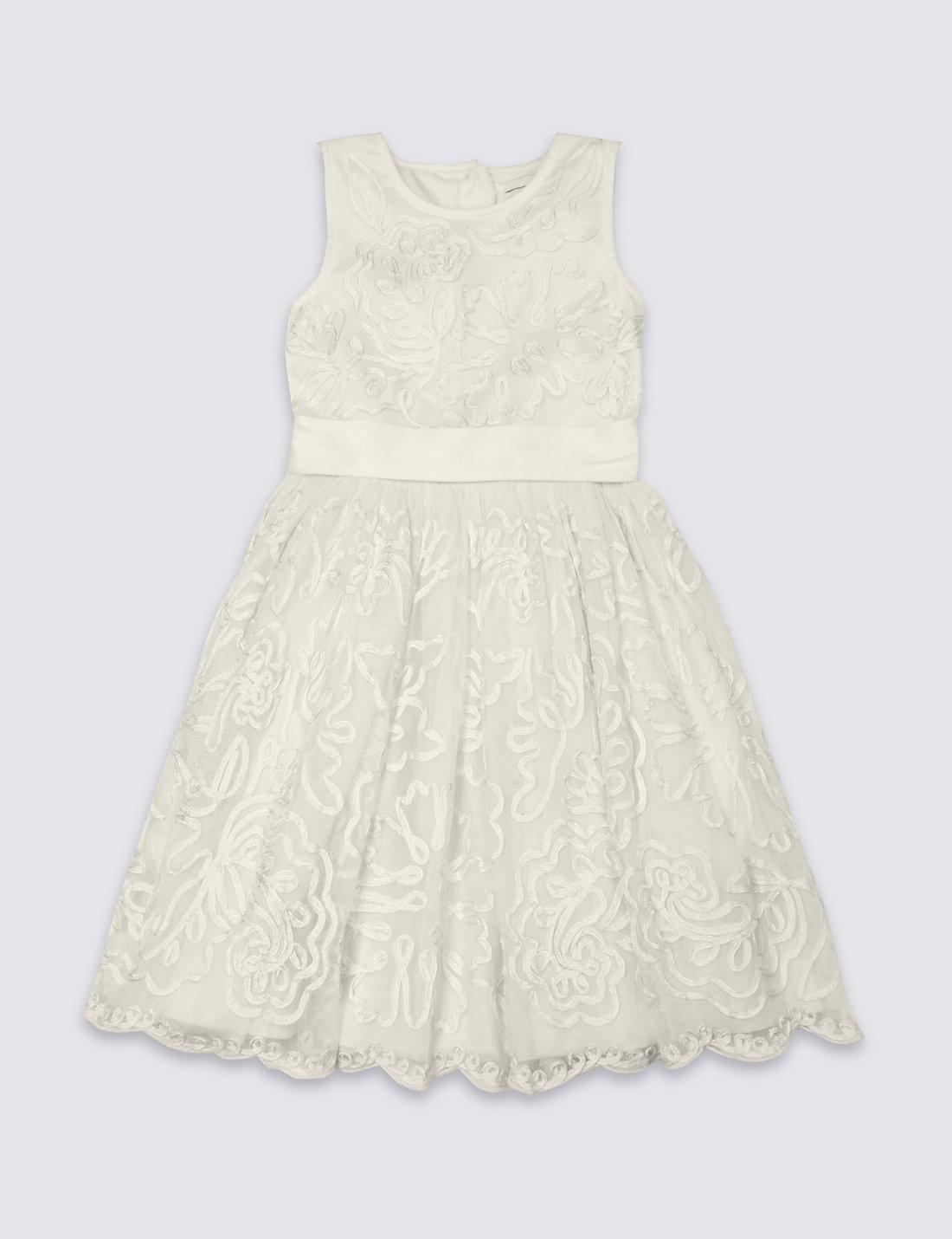 Cornelli Dress at M&S