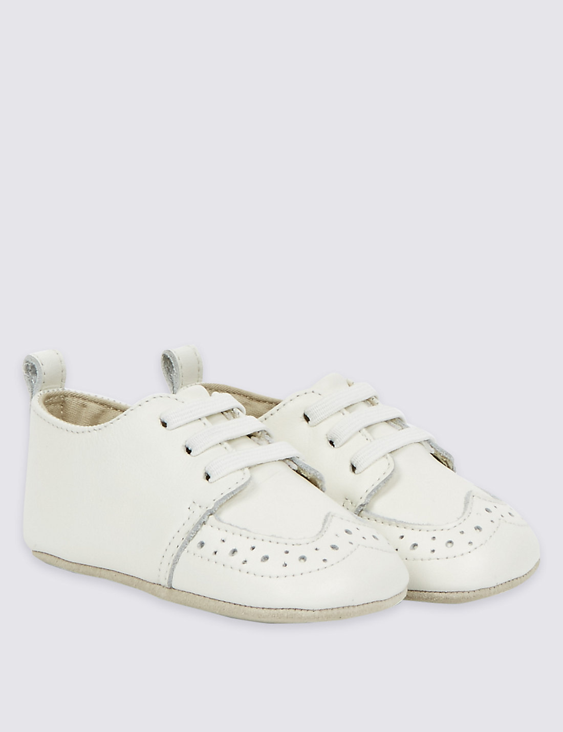 Slip On Pram Shoes at M&S