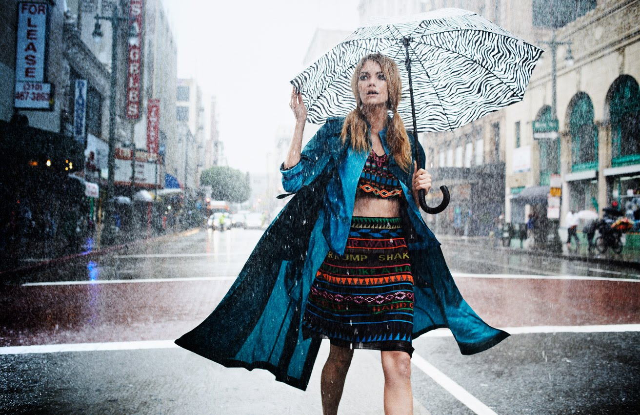 Image - Elle Italia April 2011