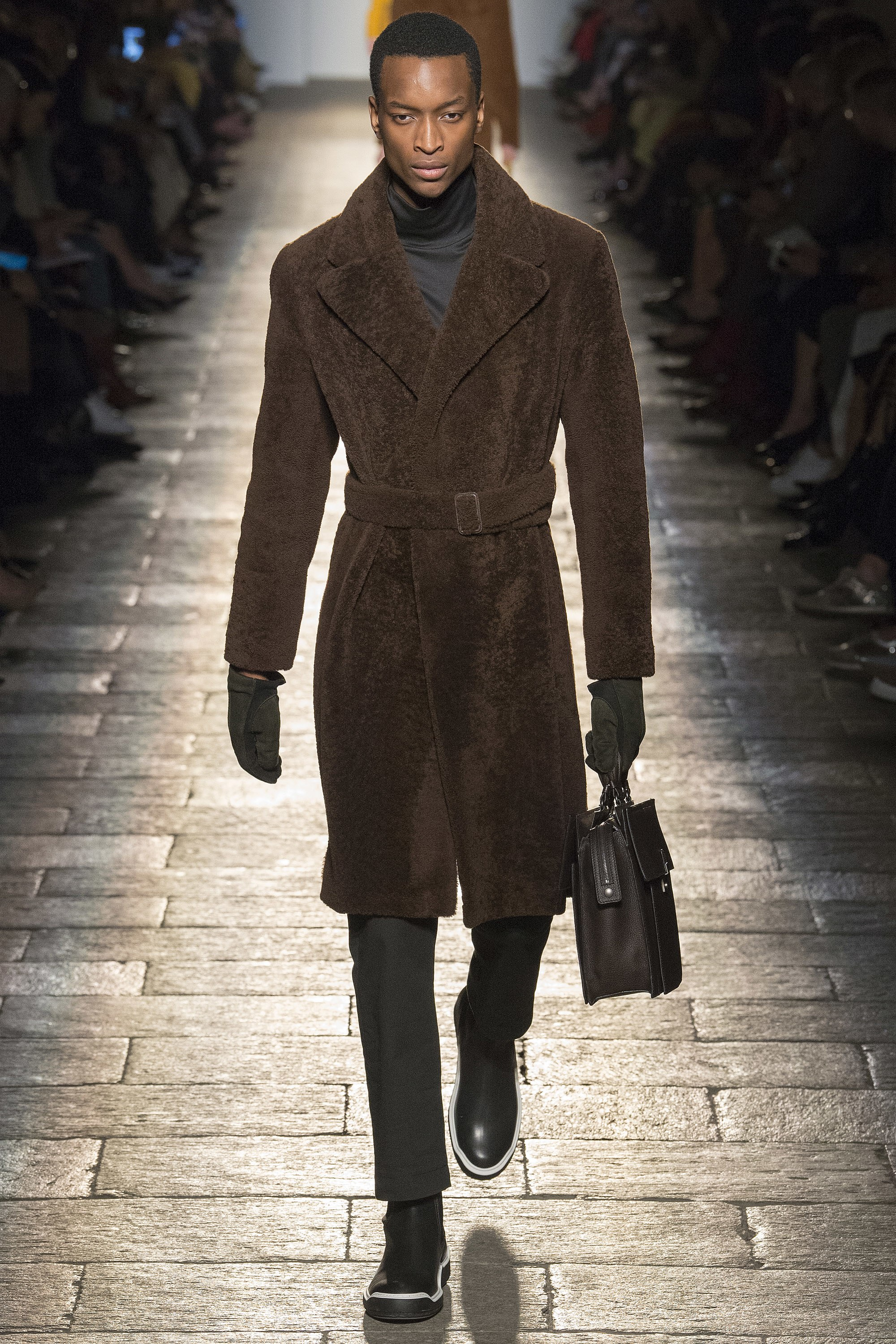 Bottega Veneta Fall 2017 Menswear