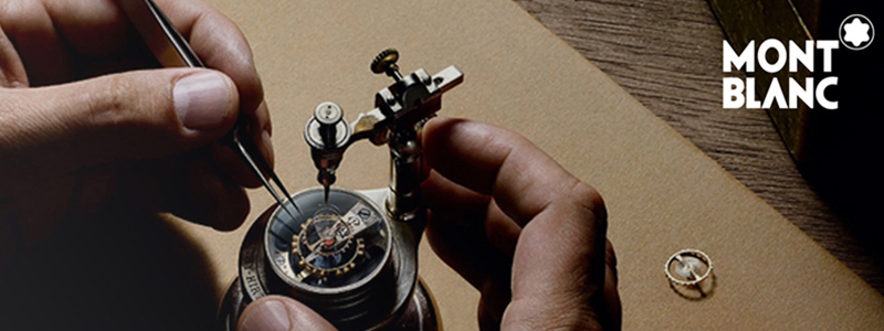 ERNEST JONES                                Discover the Montblanc collection