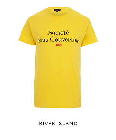 River island t shirt
