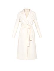 TED BAKER  Ivory wrap coat