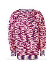 CALVIN KLEIN  Pink Knitted Jumper