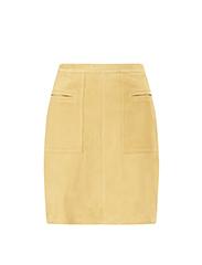 JIGSAW  Suede Skirt