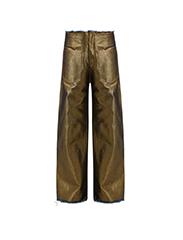 MATCHES FASHION  Metallic Jeans