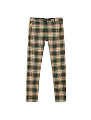 TOPMAN  Checked Trousers