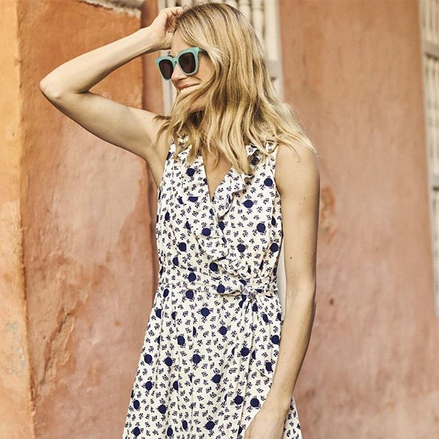 Stay cool, naturally... Linen's friendly to the planet and best-friendly to your summer wardrobe. Breeze through the season in a range of vibrant colours at @Bodenclothing https://bit.ly/2x0YxQV