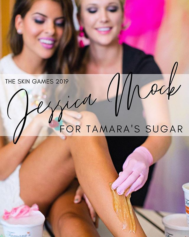 It's time for @theskingames Las Vegas! I'm totes not jealous that Team @tamarassugar is in Vegas right now while I'm at home doing emails {also pouting and binging on baklava} 😉 But seriously let's cheer on our Sugaring Competitor Jessica Mock from @southernsugaring! Give her a woot woot in the comments below!