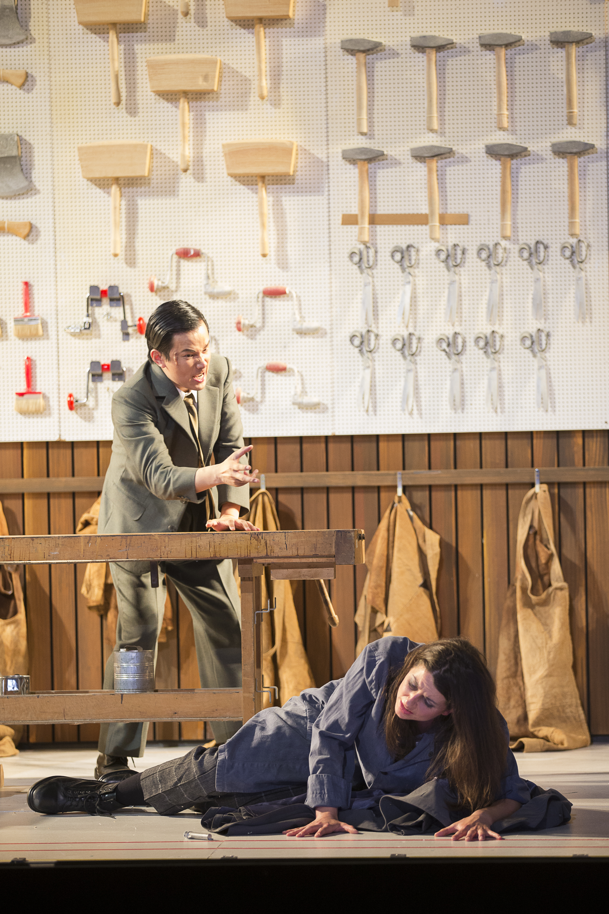 2014年6月奥地利格拉茨歌剧院 多尼采第歌剧《宠姬》.JPG
