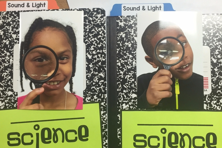 Towles, J. (2016) First Grade Science Notebooks