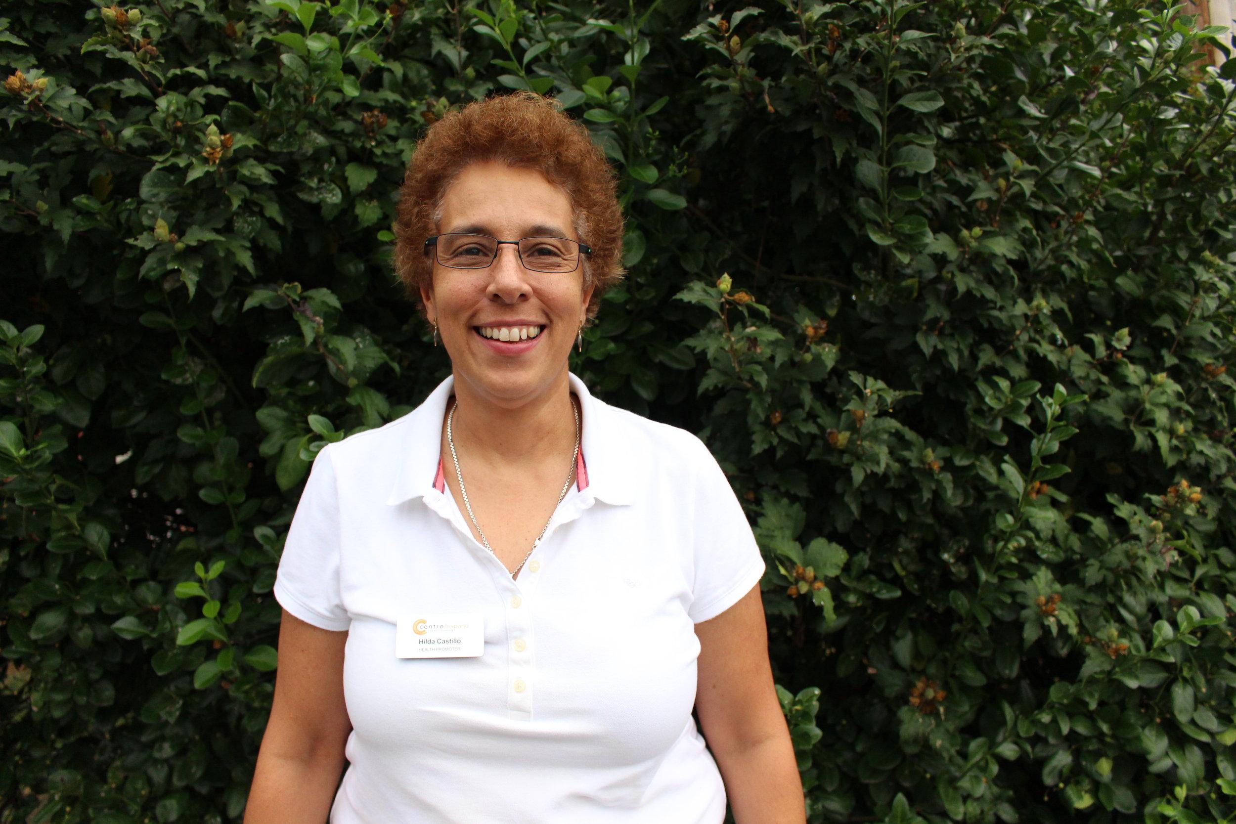 Hilda Castillo