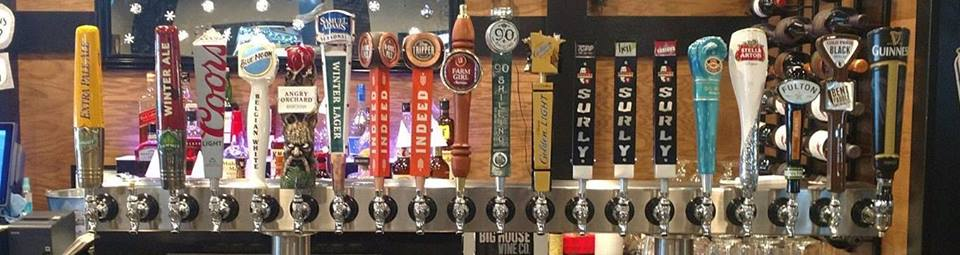 beers on tap, premium beers, best bar in shoreview, surly, coors, coors light, best beers on tap, daily specials