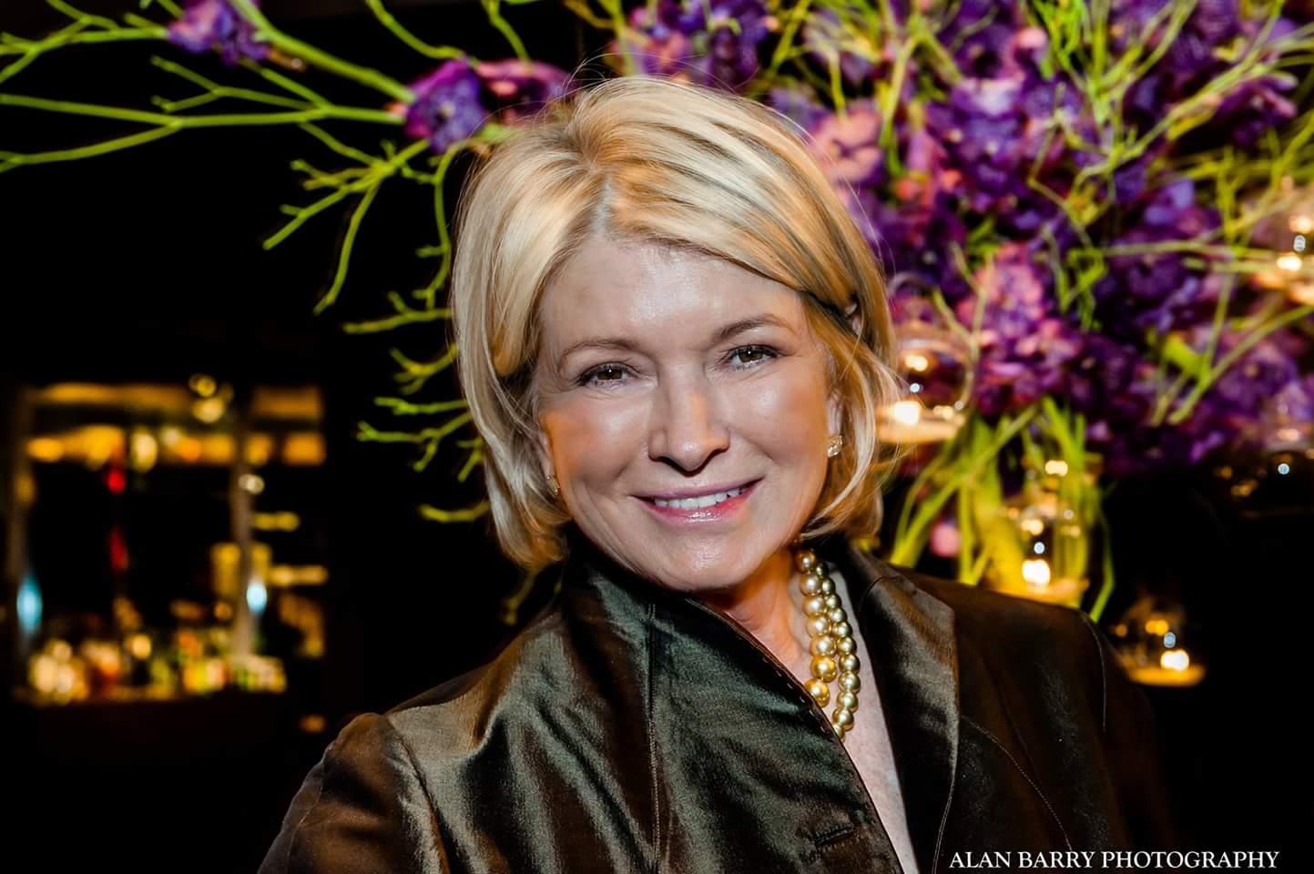 Designerlebrity Martha Stewart